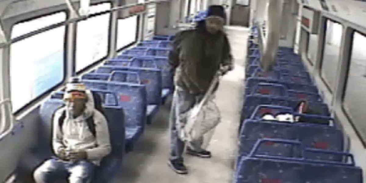 Video shows baby left on departing RTA train in Cleveland as father steps off to smoke cigarette