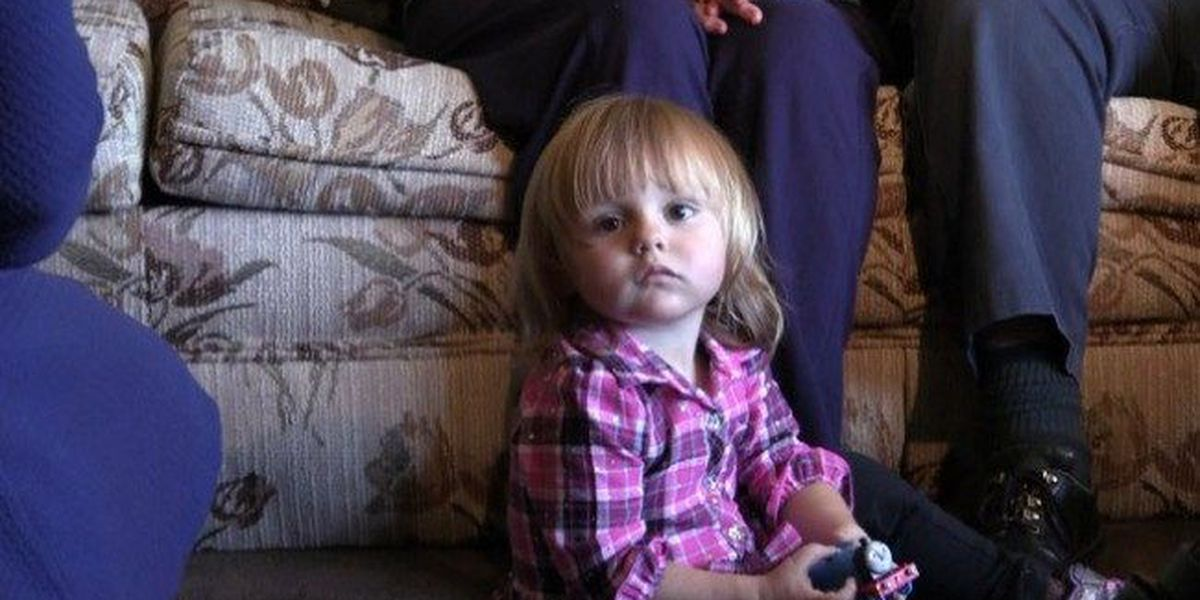 Sheriff awaits DNA tests on 2-year-old's clothes after 2-day disappearance