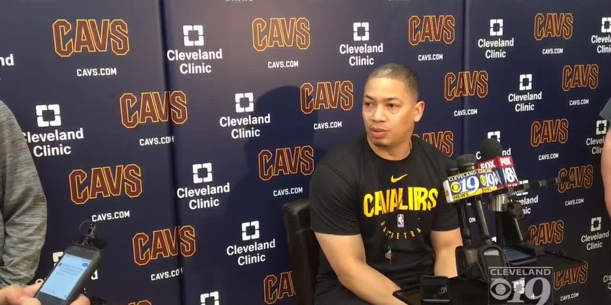 Head coach Tyronn Lue on minutes