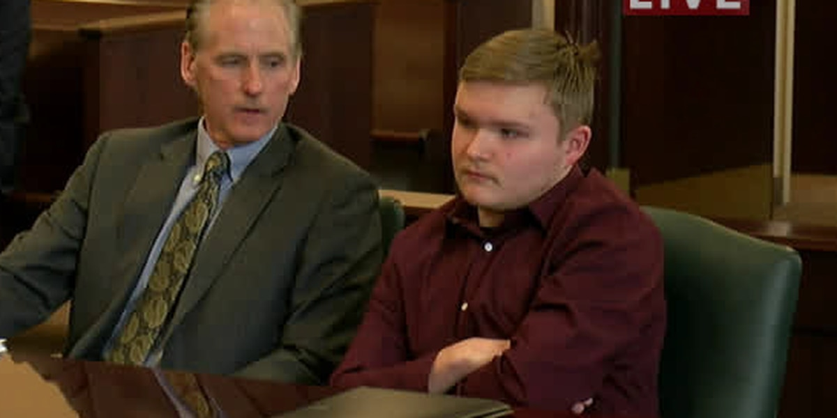 Driver to serve 60 days house arrest for 'horseplay' crash in Wickliffe resulting in teen friend's death
