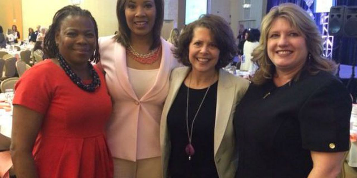 Women gather to talk about 'Success Redefined' in Cleveland