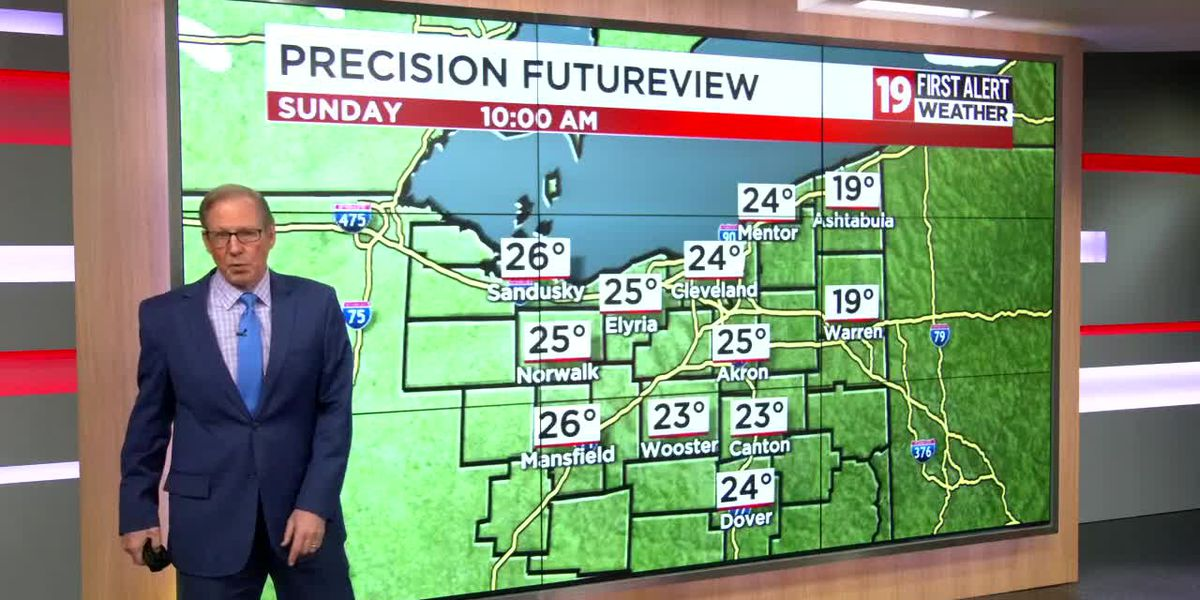 Northeast Ohio weather: Woes on the way in 'precipitation stew'