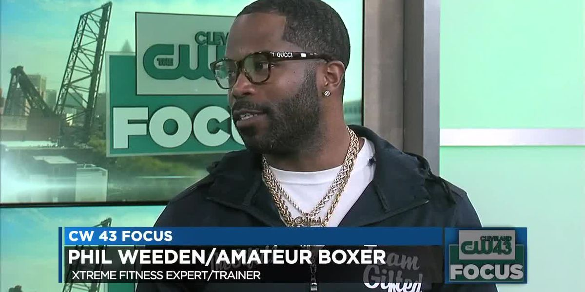Cleveland boxer advocates for suicide prevention after he tried to take his own life