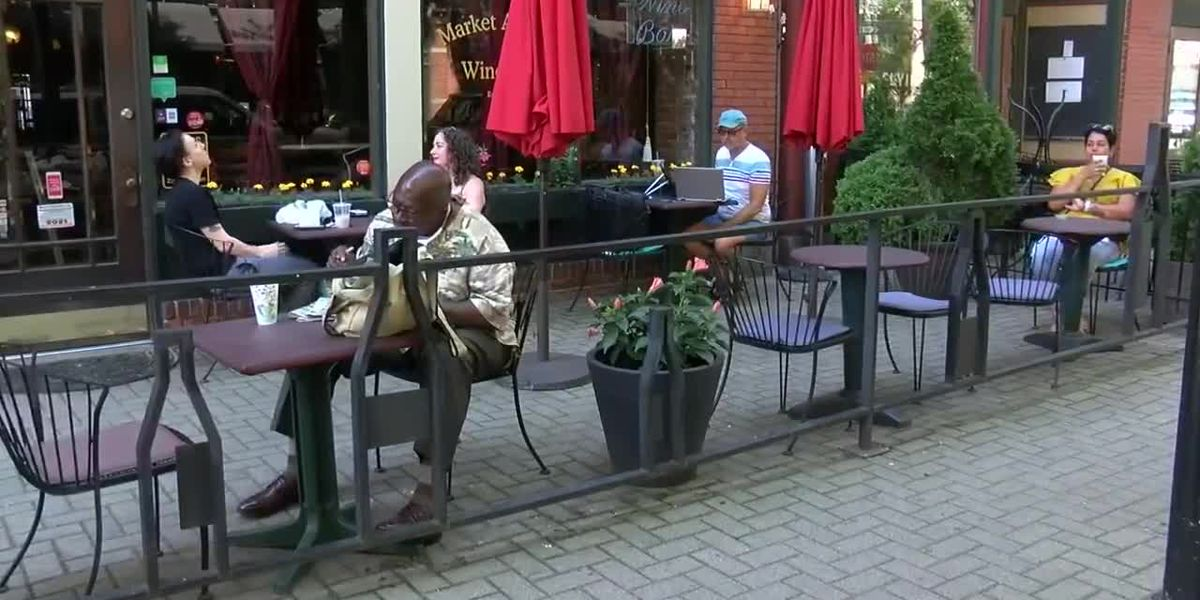 Cleveland restaurants hope outdoor dining extension will help business during ongoing coronavirus pandemic