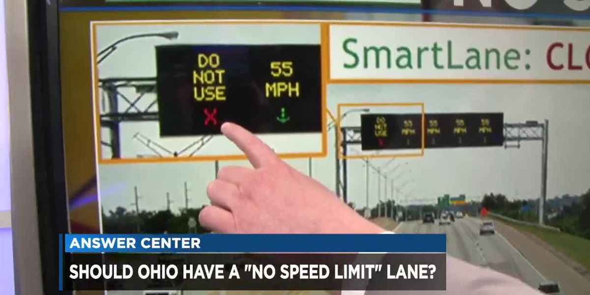 No speed limit lanes? ODOT working on an alternative
