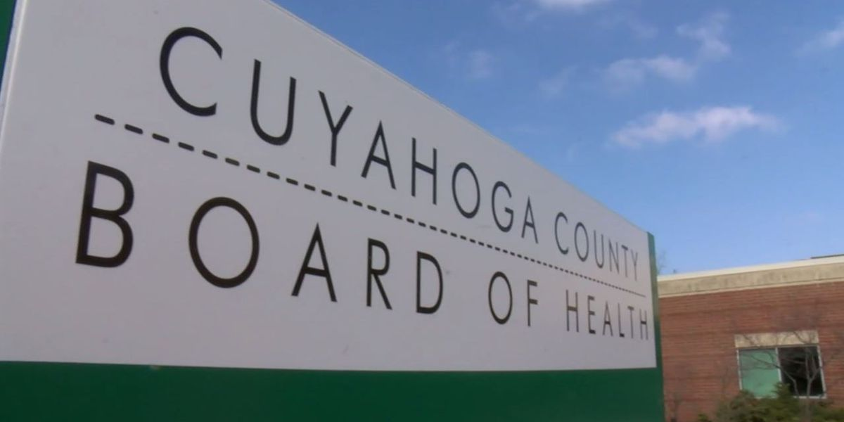 COVID-19 patients in Cuyahoga County showed signs of GI stress and fatigue