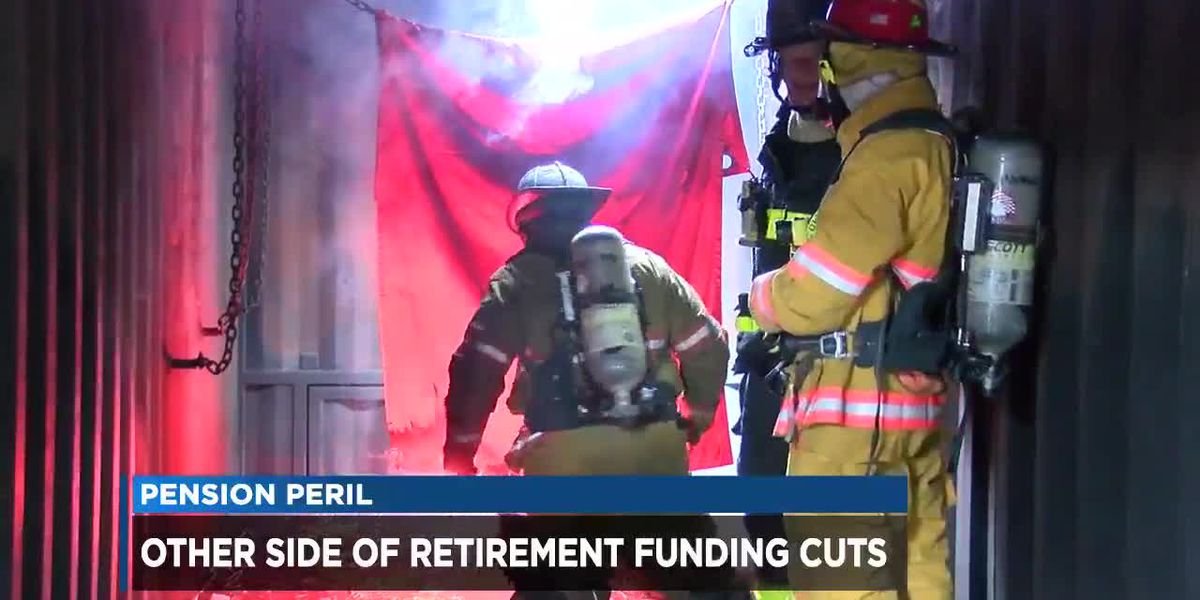 Ohio first responders uneasy about retirement after controversial pension fund overhaul