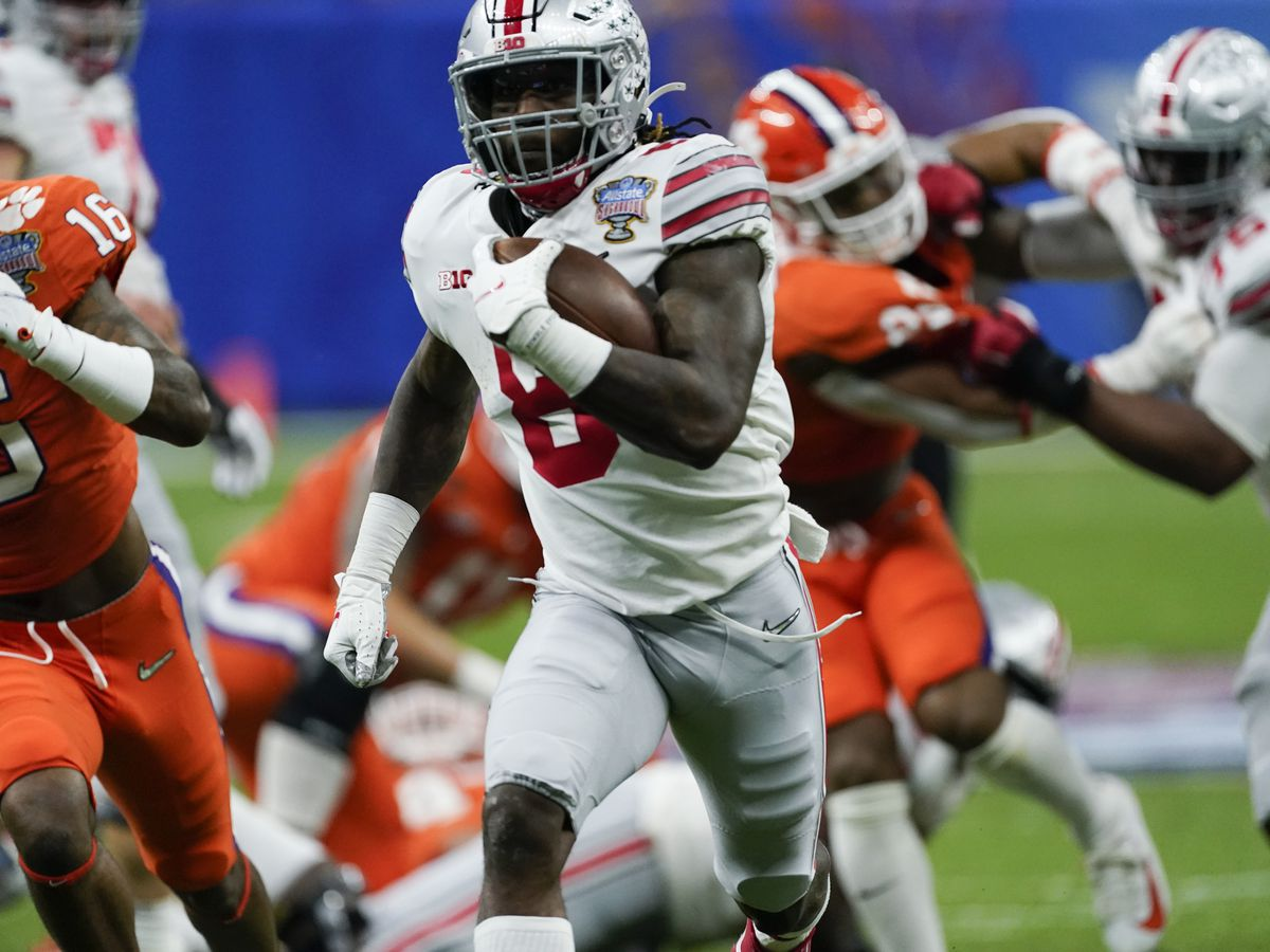 Ohio State heads to National Championship after sweet 49-28 victory over Clemson in Sugar Bowl