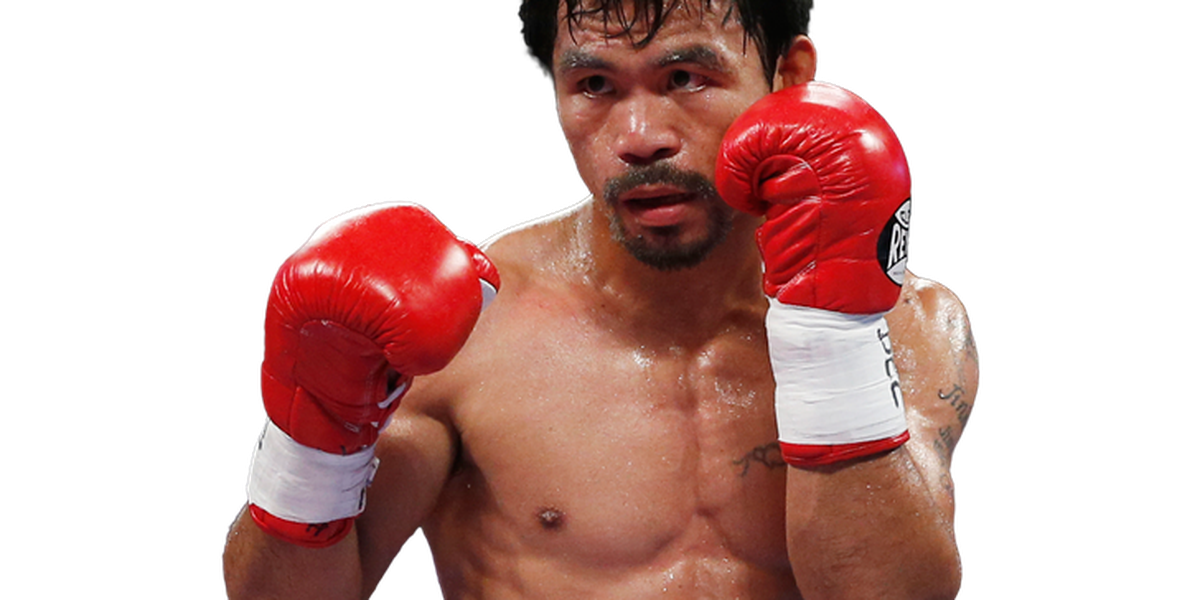 Manny Pacquiao will take 6 hour walk in Philippines for some reason if Warriors lose