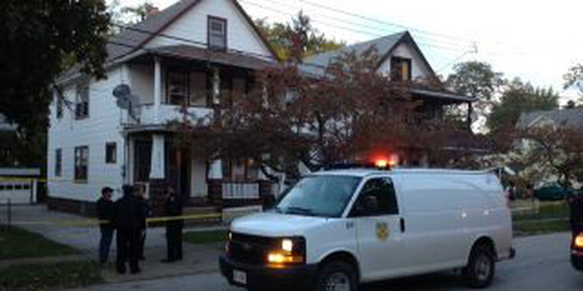 Cleveland Police investigating double shooting on west side