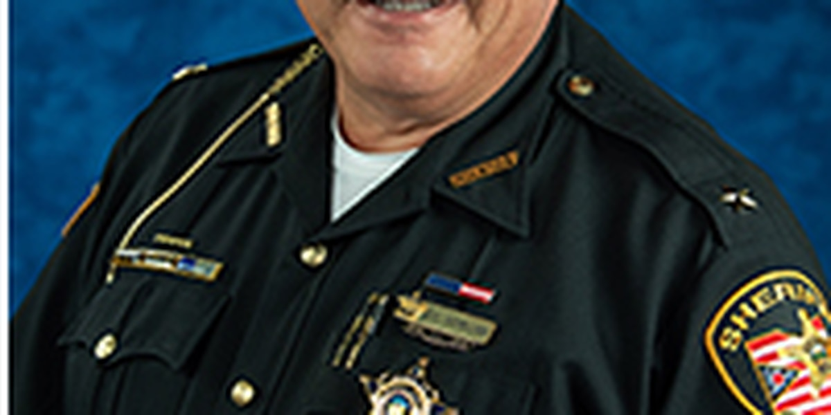 Interim Sheriff David G. Schilling Jr. to be recommended for appointment to permanent position