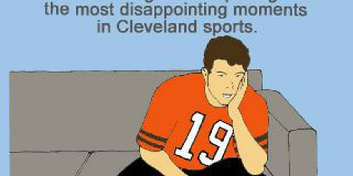 Cleveland Sports fan gets creative and turns defeat into fun