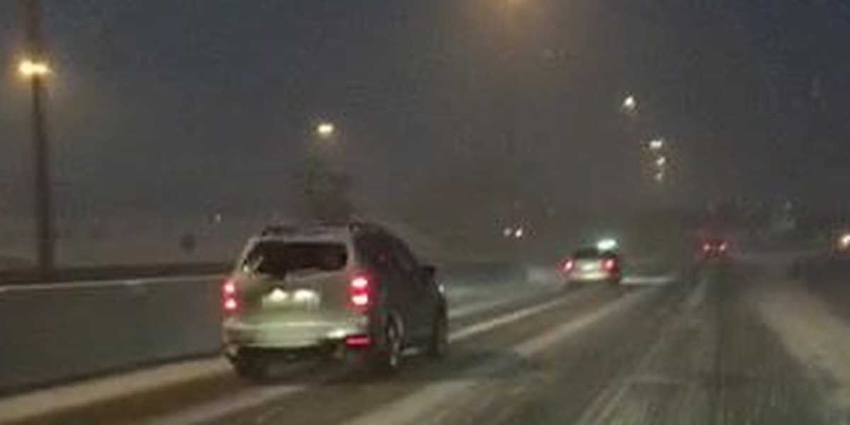 ODOT adjusts I-90 speed limits to 50 mph in Lake County due to heavy snow