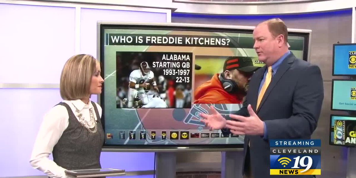 The man behind the touchdowns: Who is Freddie Kitchens