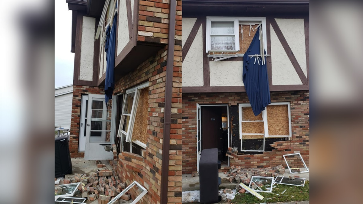 Canal Fulton police believe butane hash oil lab to blame for apartment complex explosion
