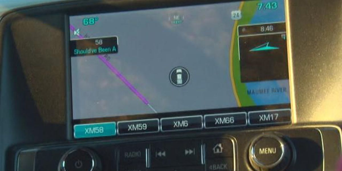 Outdated GPS systems distress drivers