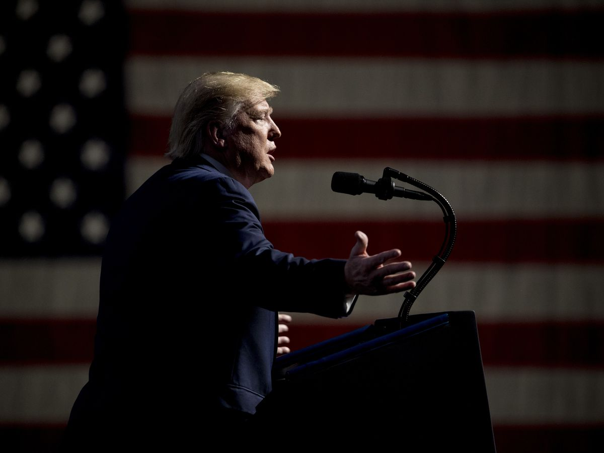 President Trump to visit northern Ohio for first campaign rally in 2020