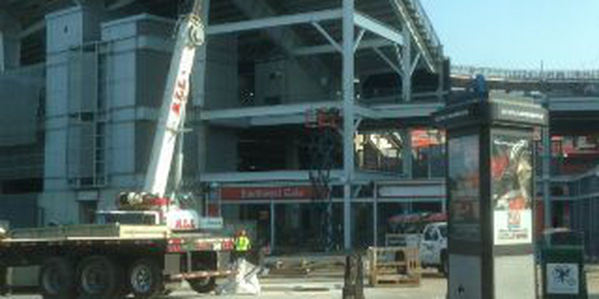 Partnership expansion means better food at Browns' stadium