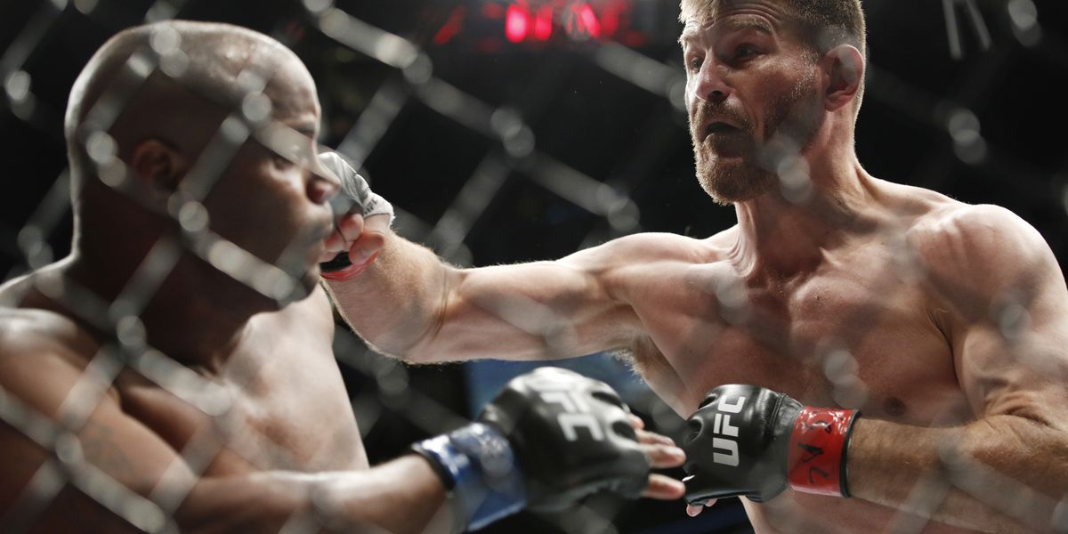 Miocic ready for another showdown with Cormier