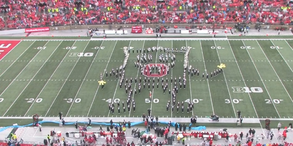 Image result for ohio state marching band