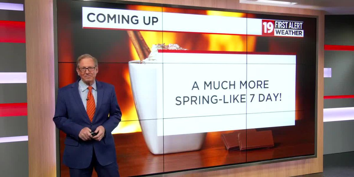 Northeast Ohio weather: Mid-week warm-up on the horizon