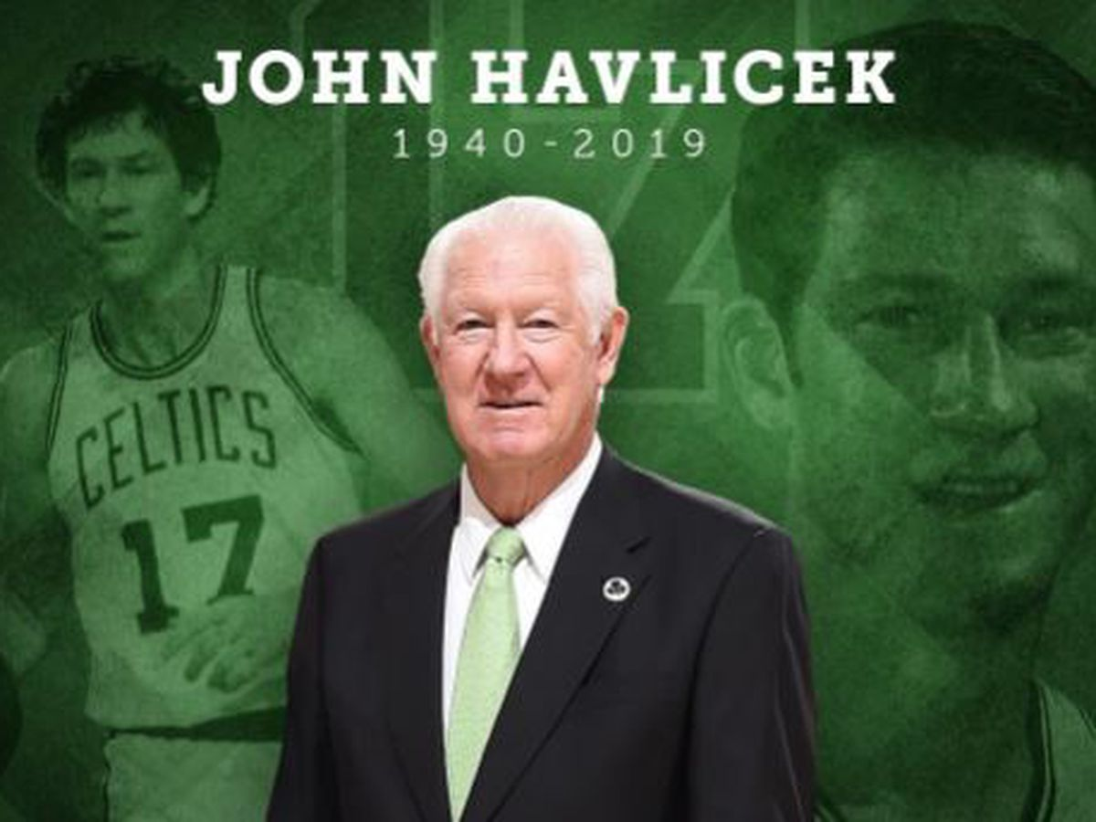 Ohio legend John Havlicek dead at 79