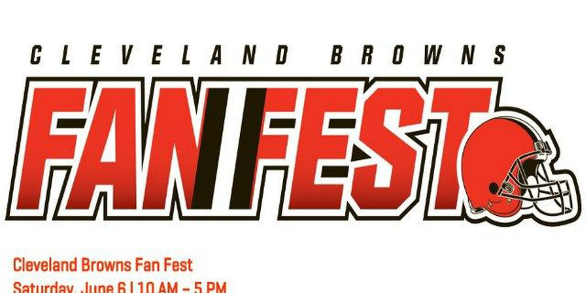 Rally with the Dawg Pound at Cleveland Browns Fan Fest