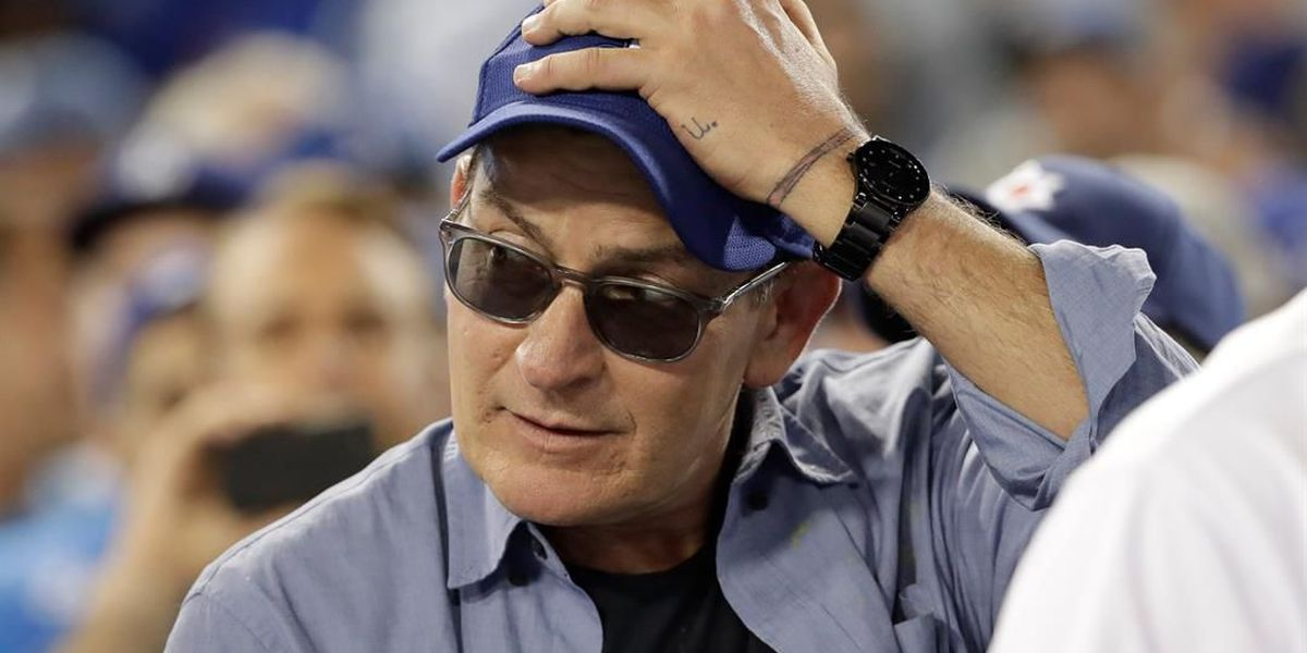 VIDEO: Charlie Sheen's 2012 first pitch in San Diego
