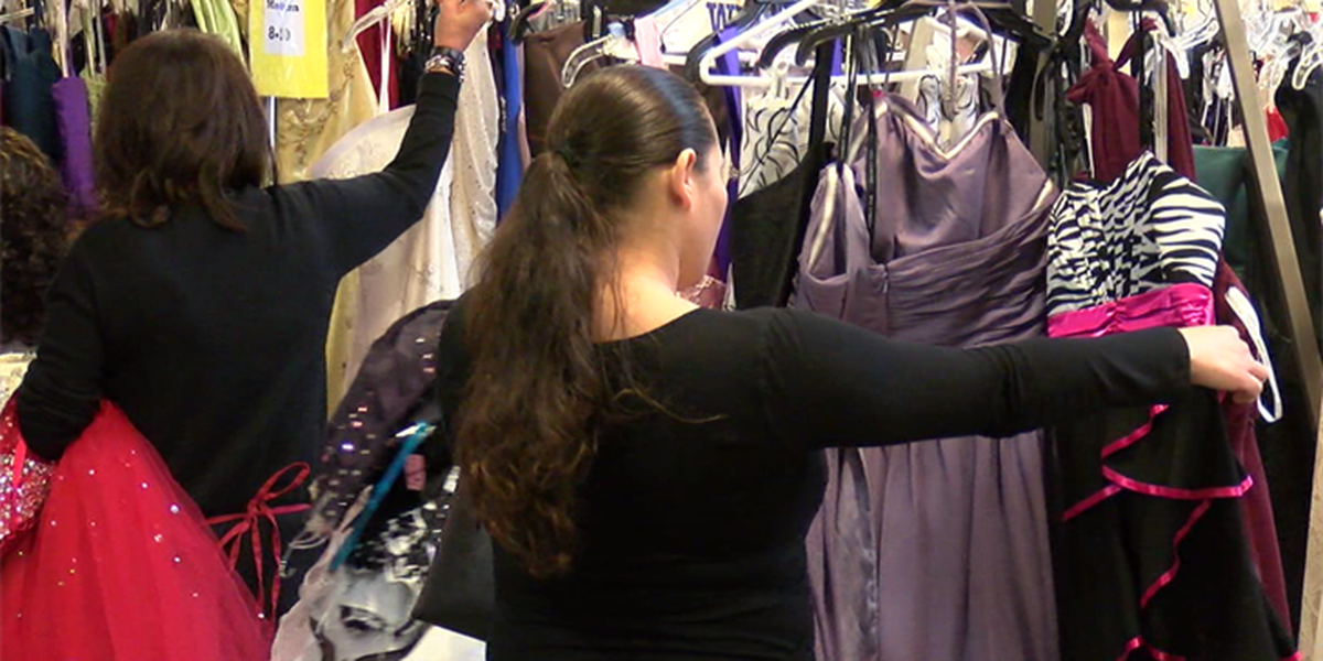 More than 1,200 dresses donated for Dress Extravaganza