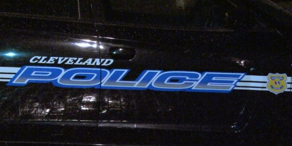 Cleveland police officer suffers concussion after hit-skip in cruiser