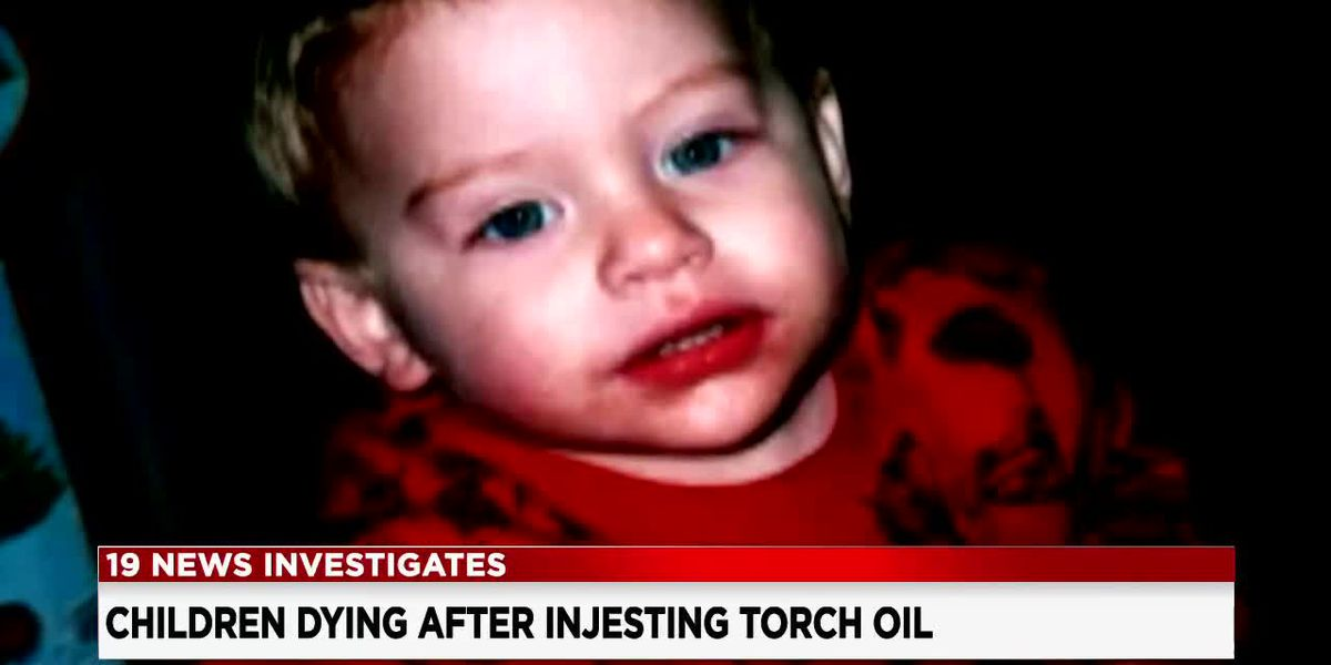 Ohio sees dangerous increasing cases of accidental torch oil ingestion