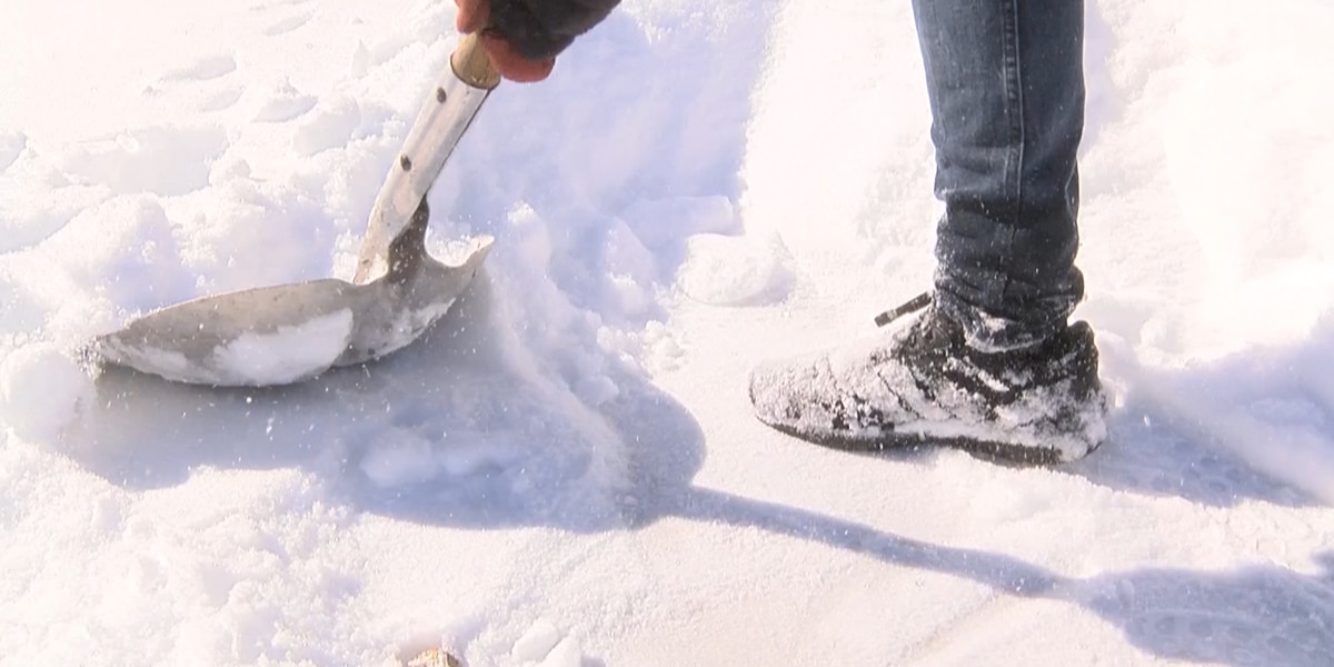 People hired to shovel away Northeast Ohio snow never finished job