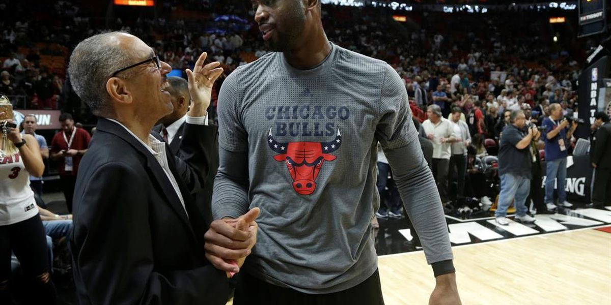 Cavs guard Dwyane Wade mourns loss of 'father figure' sports agent