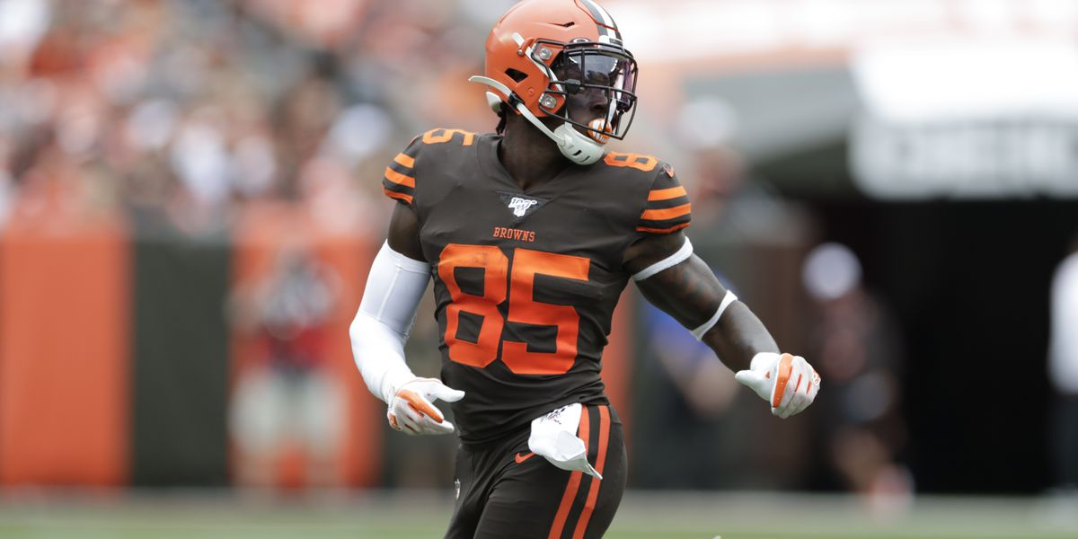 Lima: Cleveland Browns TE David Njoku could lose 'significant' playing time after wicked hit