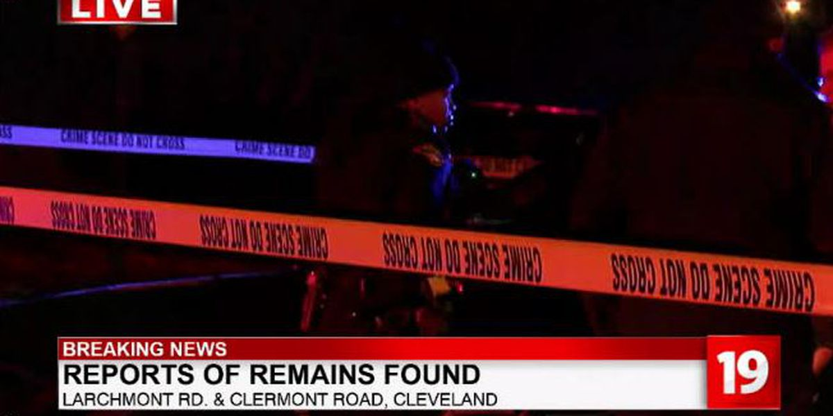 Burnt and dismembered body found in field on Cleveland's East side