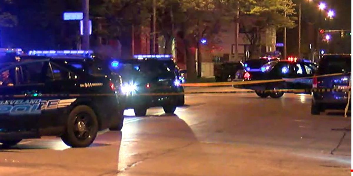 2 separate shootings on Cleveland's west side sends 2 people to the hospital