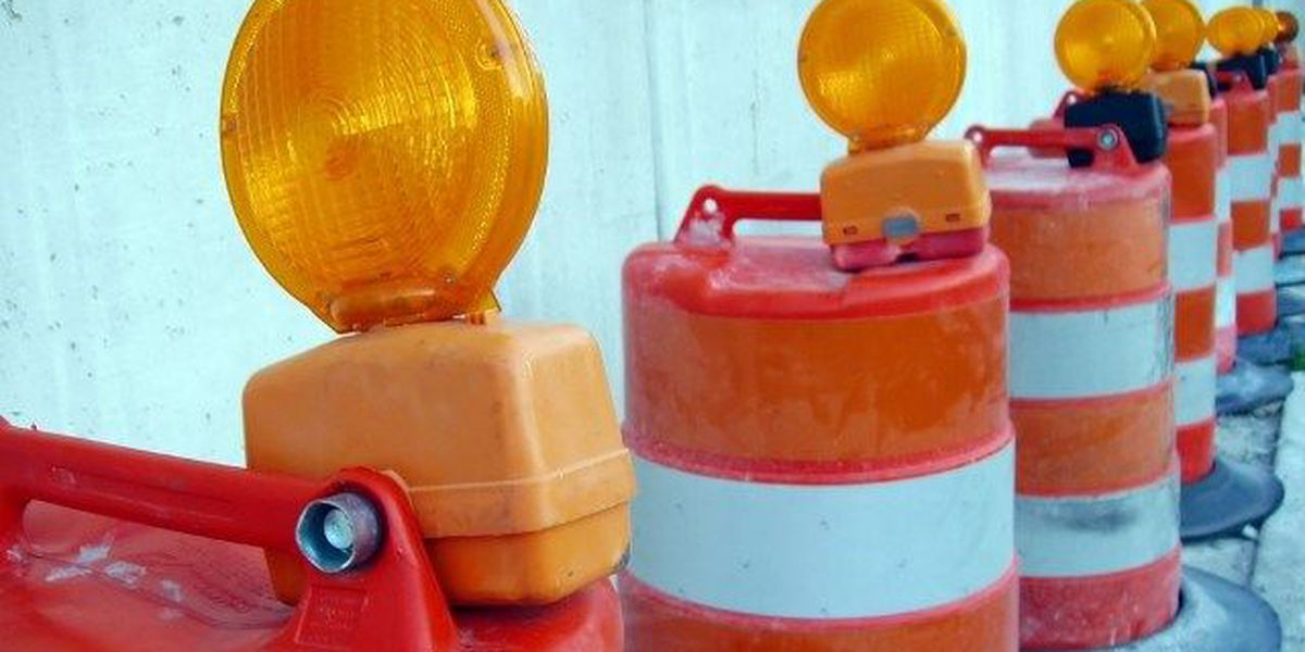 Traffic alert: Delays expected due to I-77 bridge widening construction