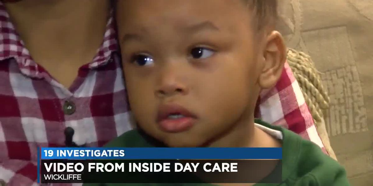 Mother speaks out after release of controversial video at Wickliffe day care