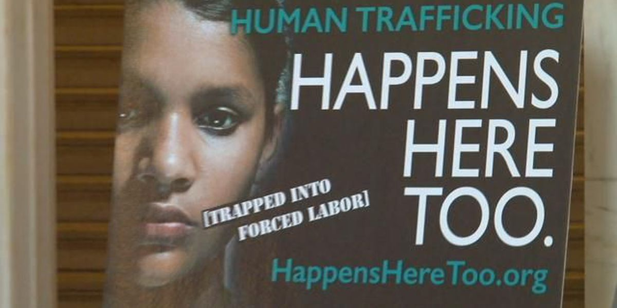 DeWine: Human trafficking is horrific and happening in Ohio