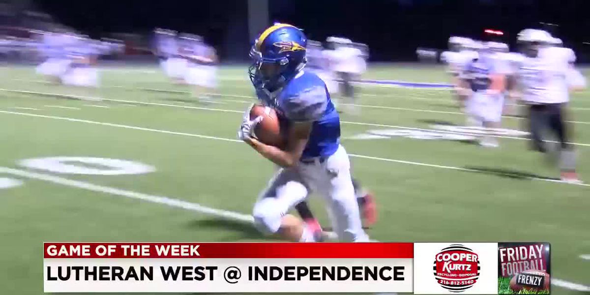 Independence takes down Lutheran West, 21-6: Friday Football Frenzy (part I)