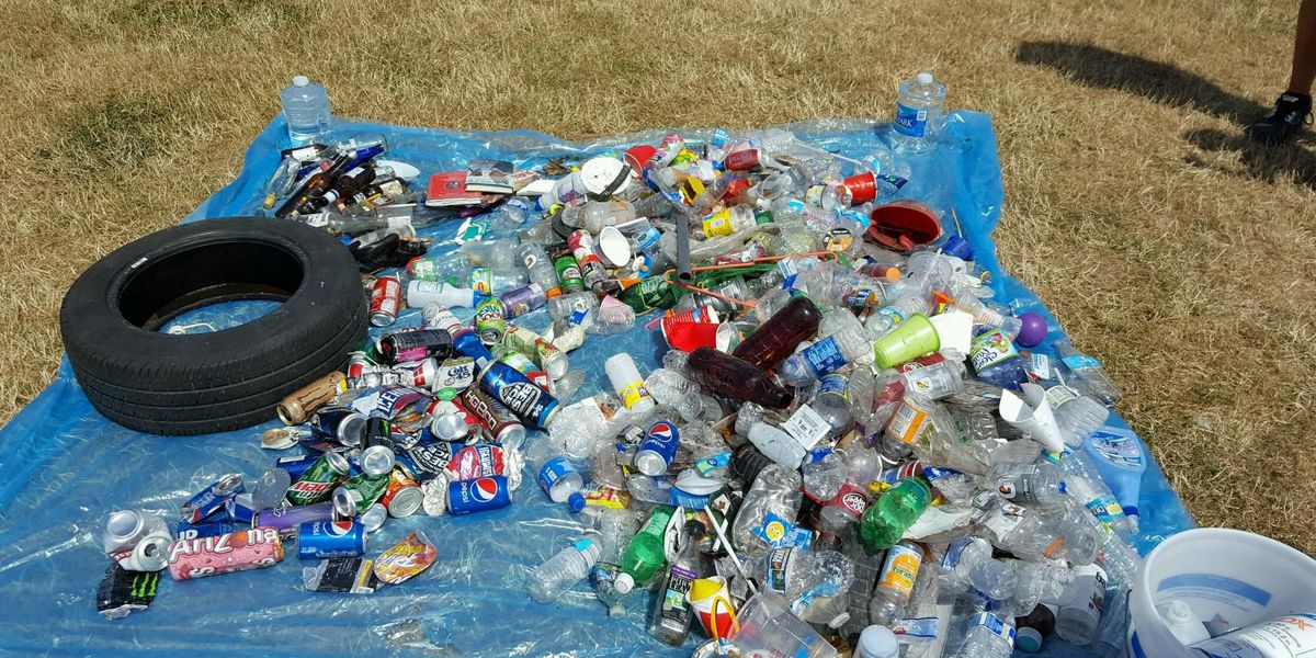 Man spends 24 hours straight cleaning up Cleveland streets