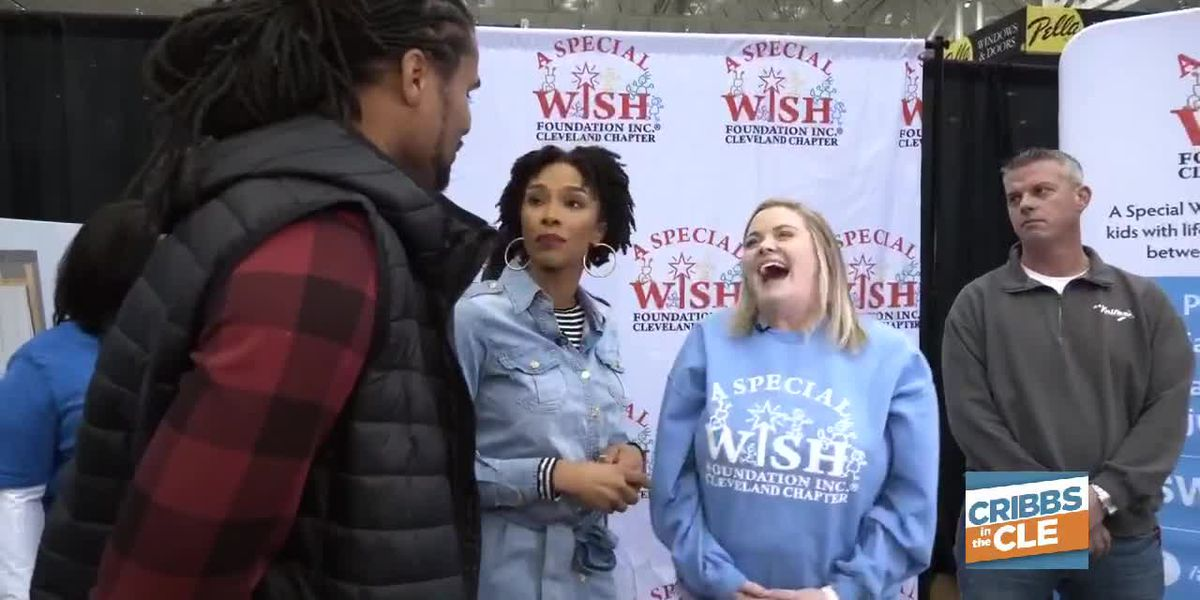 Community Heroes: The miracle makers at A Special Wish