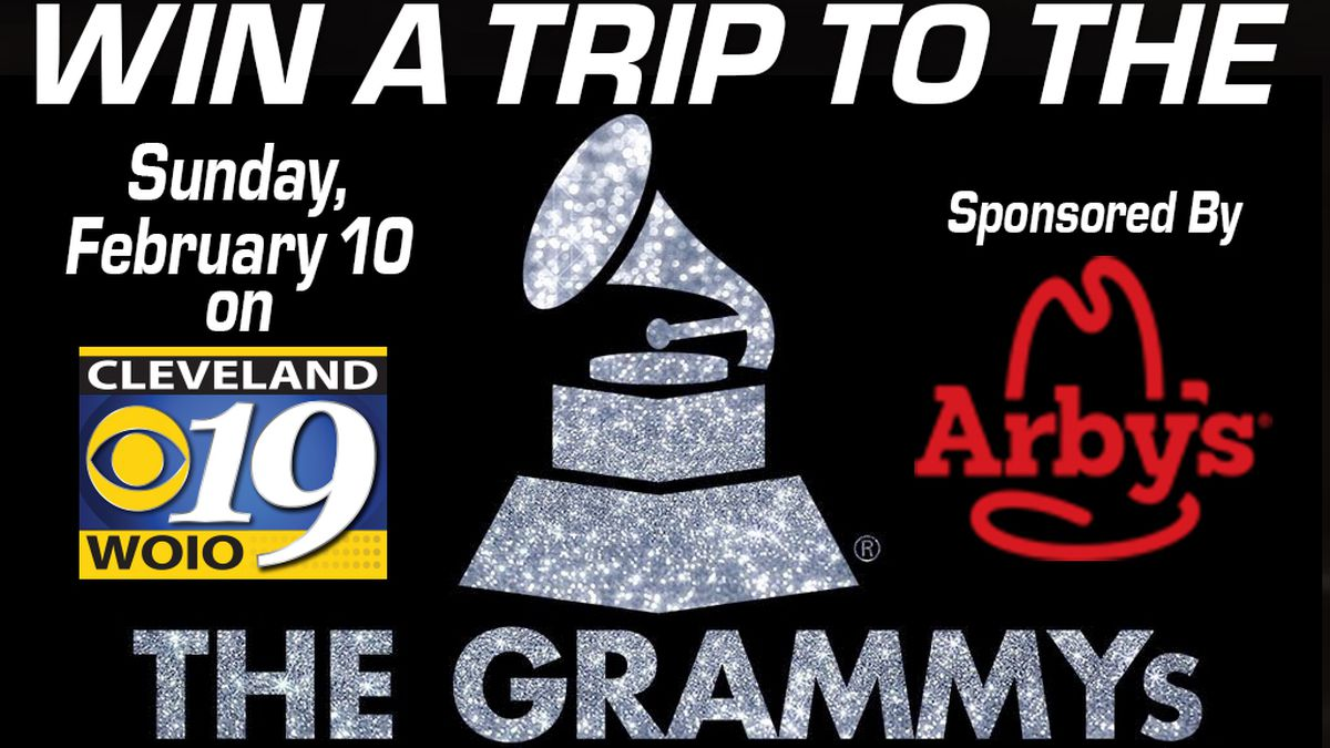Win A Trip for Two to the 61st Annual Grammy Awards – Sponsored by Arby's!