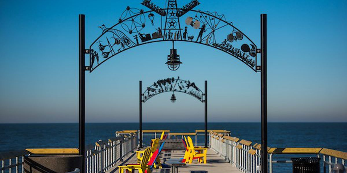 Euclid Beach Pier marks grand opening with ribbon cutting ceremony