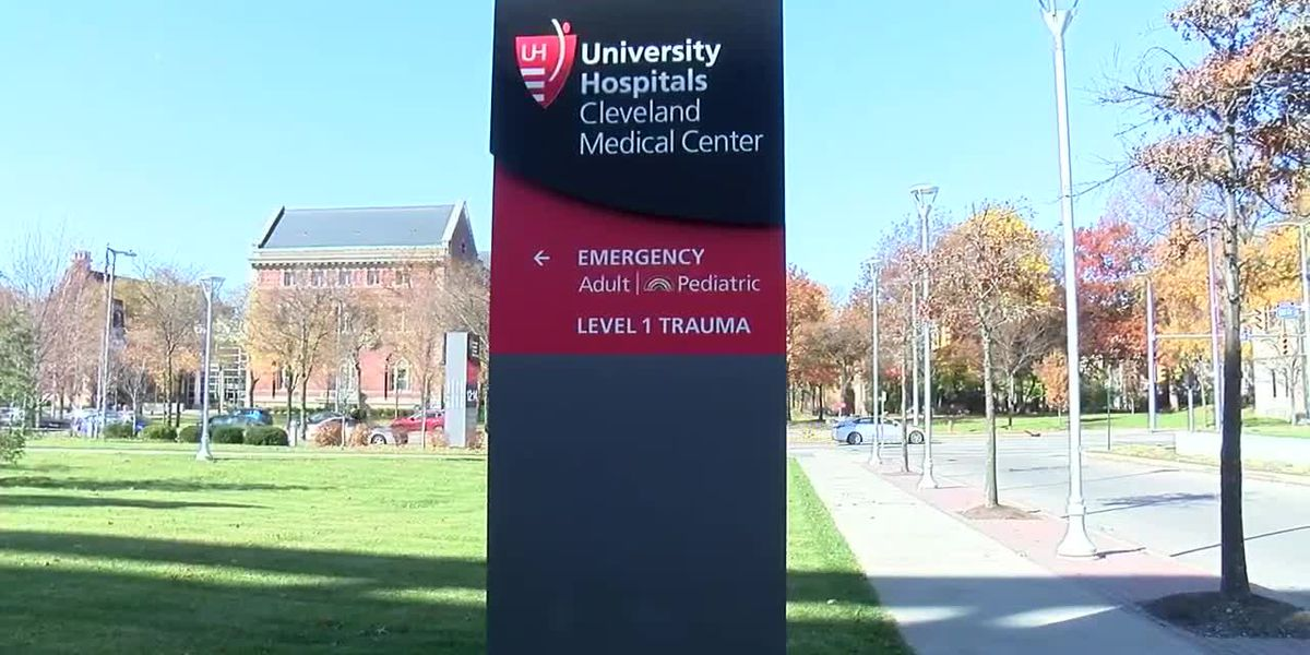 Cleveland's University Hospitals to test treatment for COVID-19