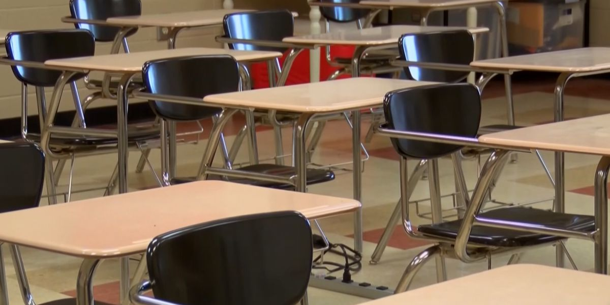 Louisville City Schools close day after teachers get second dose of COVID-19 vaccine
