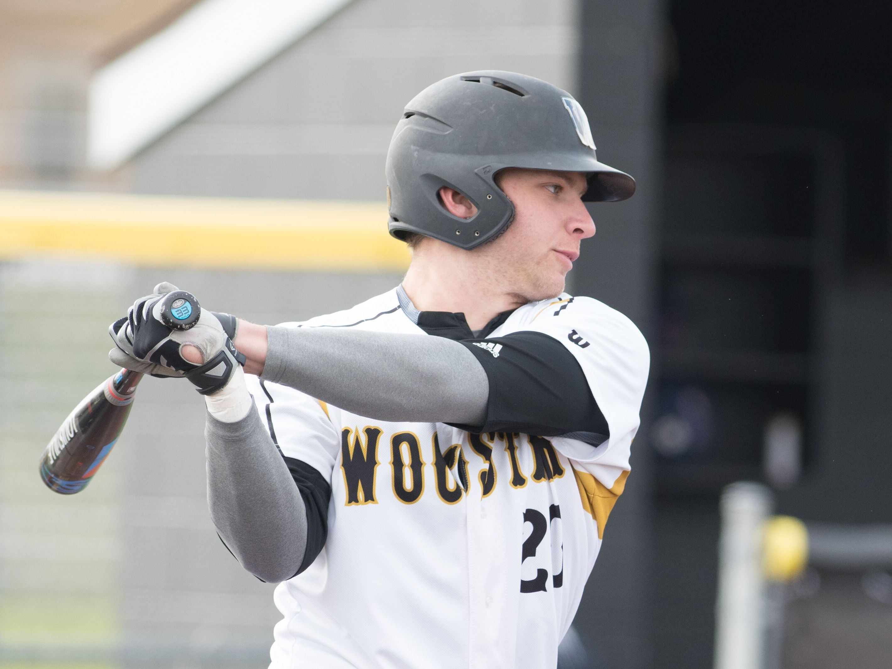 Wooster's Harwood still hoping to get drafted