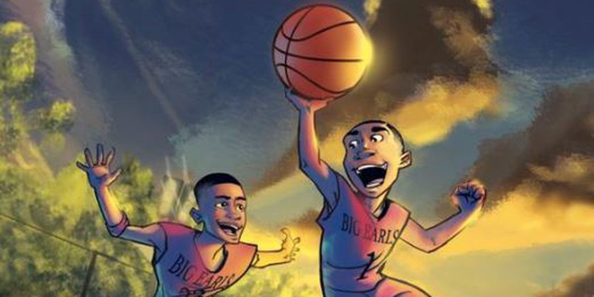 JR Smith teamed up with his brother to make a children's book