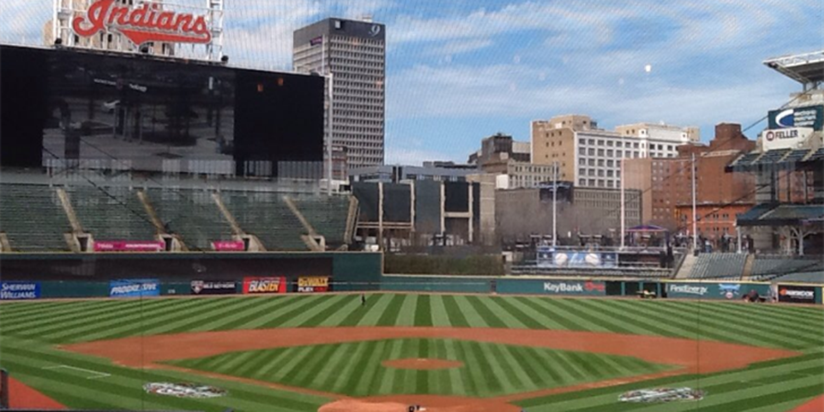 Cleveland Indians will offer free Wi-Fi at home games this