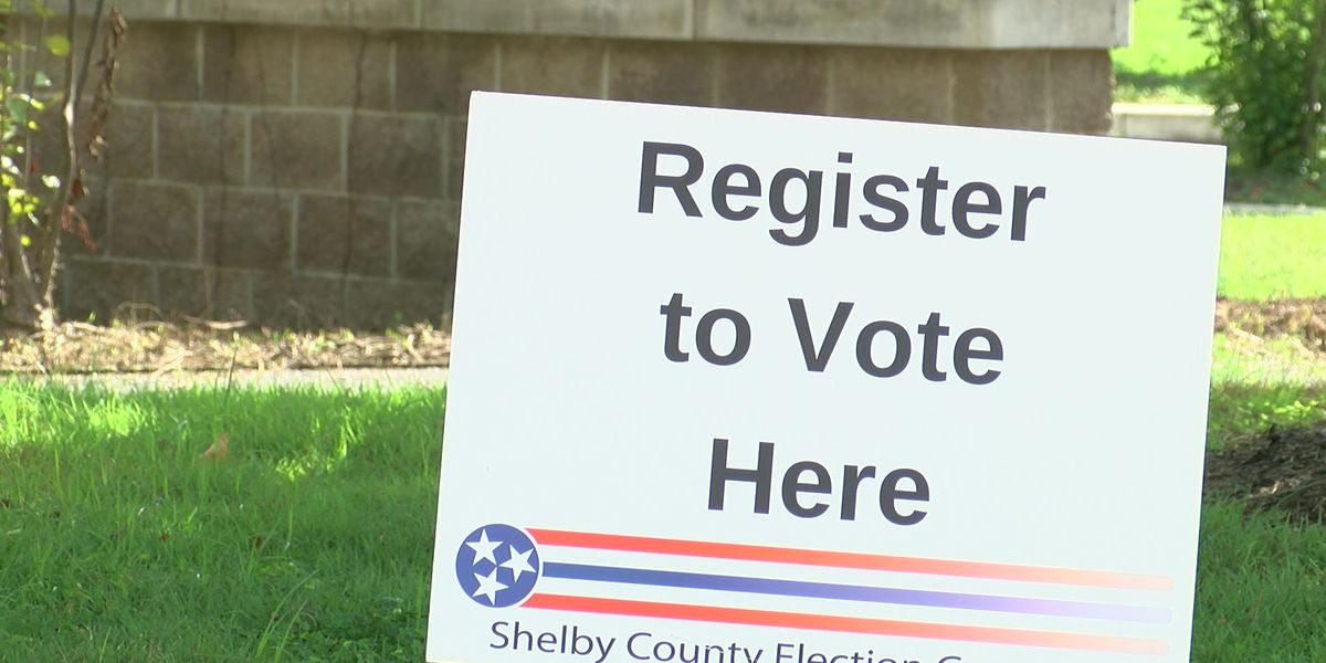 Drive-thru registration gets TN residents set to vote